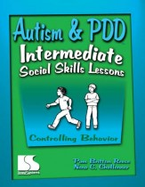 AUTISM & PDD / INT SS LESSONS / CONTROLLING BEHAVIOR (BOOK)