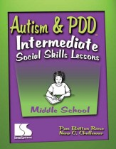 AUTISM & PDD / INT SS LESSONS / MIDDLE SCHOOL (BOOK)