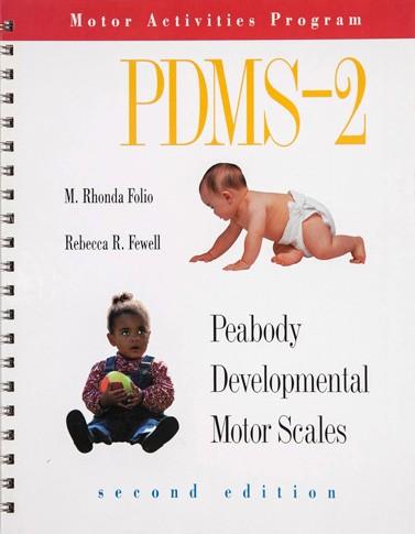 Peabody developmental motor scales standard scores for Peabody developmental motor scales second edition