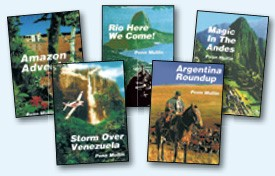 POSTCARDS FROM SOUTH AMERICA (BOOK SET & WORKBOOK)