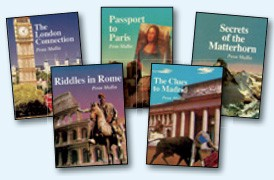 POSTCARDS FROM EUROPE (BOOK SET & WORKBOOK)