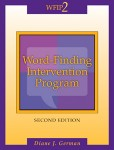 Word Finding Intervention Program (WFIP2)