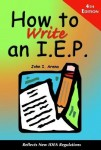 How To Write an IEP
