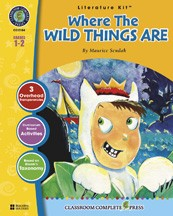 WHERE THE WILD THINGS ARE [LIT KIT]