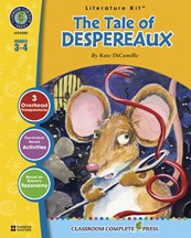 TALE OF DESPEREAUX [LIT KIT]