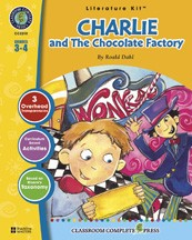 CHARLIE AND THE CHOCOLATE FACTORY [LIT KIT]