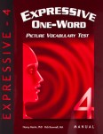 Expressive One-Word Picture Vocabulary Test (EOWPVT-4)