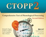 Comprehensive Test of Phonological Processes (CTOPP-2)