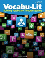VOCABU-LIT / BOOK F | TEACHER GUIDE