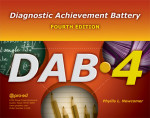 Diagnostic Achievement Battery (DAB-4)