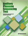 Auditory Phoneme Sequencing Test (APST)
