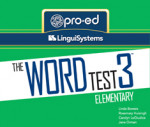 The WORD Test 3 – Elementary