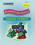 Reading Comprehension Exercises For Canadian Students | Grade 3