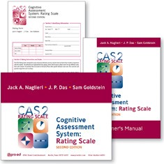 CAS2: RATING SCALE / COMPLETE KIT