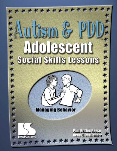 AUTISM & PDD / ADOL SS LESSONS (SET OF 5 BOOKS)