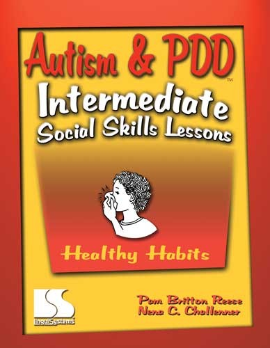 AUTISM & PDD / INT SS LESSONS / HEALTHY HABITS (BOOK)