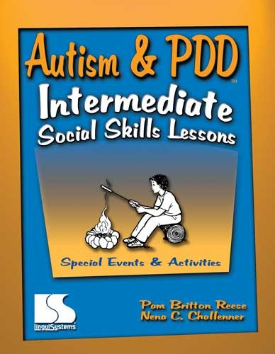 AUTISM & PDD / INT SS LESSONS / SPECIAL EVENTS & ACT (BOOK)