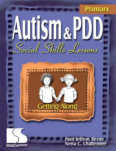 AUTISM & PDD / PRIM SS LESSONS / GETTING ALONG (BOOK)