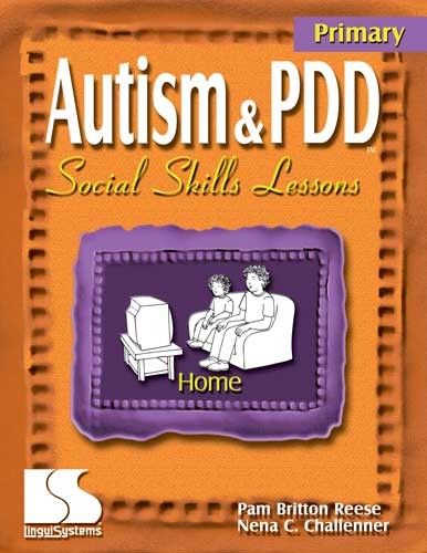 AUTISM & PDD / PRIM SS LESSONS / HOME (BOOK)