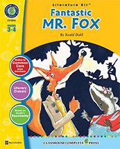 FANTASTIC MR. FOX [LIT KIT]