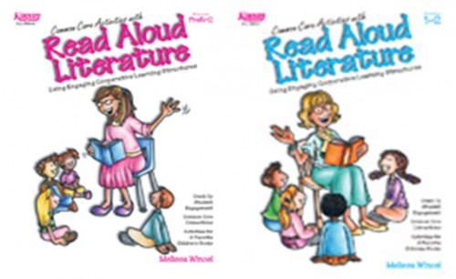 READ ALOUD LITERATURE (SET OF 2)