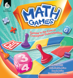 MATH GAMES / GETTING TO THE CORE OF CONCEPTUAL UNDERSTANDING