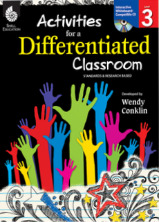 ACTIVITIES FOR A DIFFERENTIATED CLASSROOM / LEVEL 3