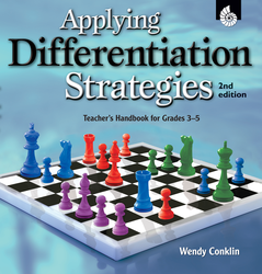 APPLYING DIFFERENTIATION STRATEGIES / GR 3-5