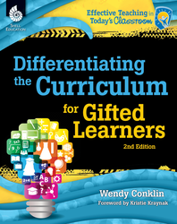 DIFFERENTIATING THE CURRICULUM FOR GIFTED LEARNERS (2ND ED)