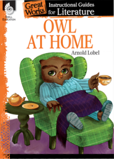 OWL AT HOME [GREAT WORKS]