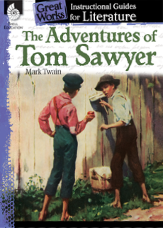 ADVENTURES OF TOM SAWYER [GREAT WORKS]