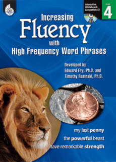 INCREASING FLUENCY WITH HIGH FREQ WORD PHRASES / GRADE 4
