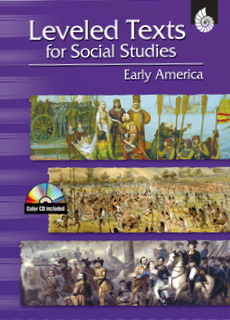 LEVELED TEXTS / SOCIAL STUDIES / EARLY AMERICA