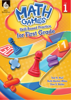 MATH GAMES / SKILL-BASED PRACTICE FOR FIRST GRADE