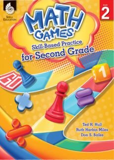 MATH GAMES / SKILL-BASED PRACTICE FOR SECOND GRADE