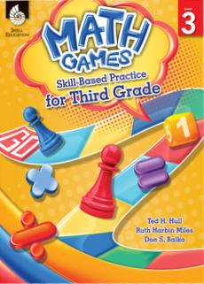 MATH GAMES / SKILL-BASED PRACTICE FOR THIRD GRADE