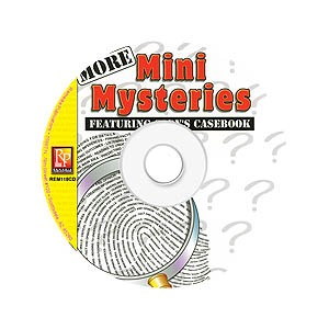 MORE MINI MYSTERIES (RESOURCE CD)