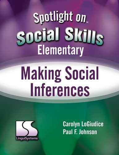 SPOTLIGHT ON / SS / ELEM / MAKING SOCIAL INFERENCES (BOOK)
