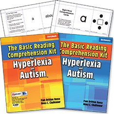 BASIC READING COMPREHENSION KIT FOR HYPERLEXIA AND AUTISM