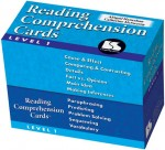 Reading Comprehension Cards (Level 1)