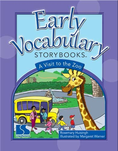 EARLY VOCABULARY STORYBOOKS / A VISIT TO THE ZOO