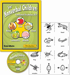 FOR NONVERBAL CHILDREN | FUNCTIONAL VOCABULARY KIT