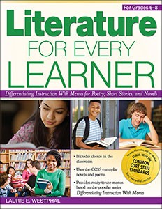 LITERATURE FOR EVERY LEARNER | GR 6-8