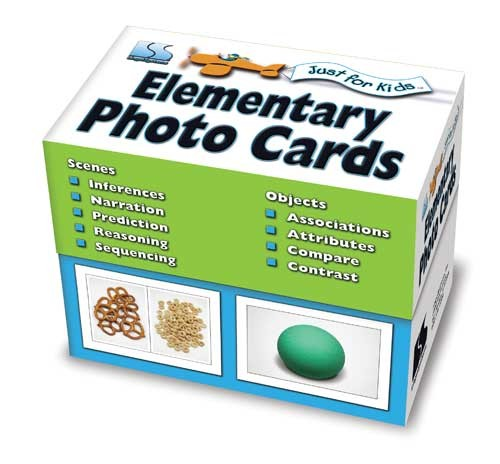 JUST FOR KIDS / ELEMENTARY PHOTO CARDS