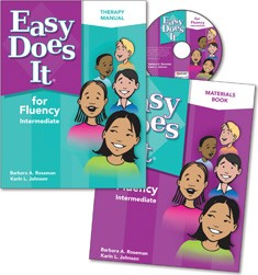 EASY DOES IT / FOR FLUENCY | INTERMEDIATE (2 BOOK SET)