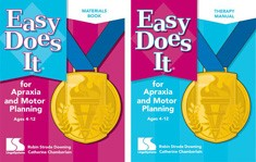 EASY DOES IT / FOR APRAXIA AND MOTOR PLANNING