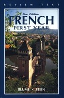 FRENCH / FIRST YEAR | REVIEW TEXT (NEW EDITION)