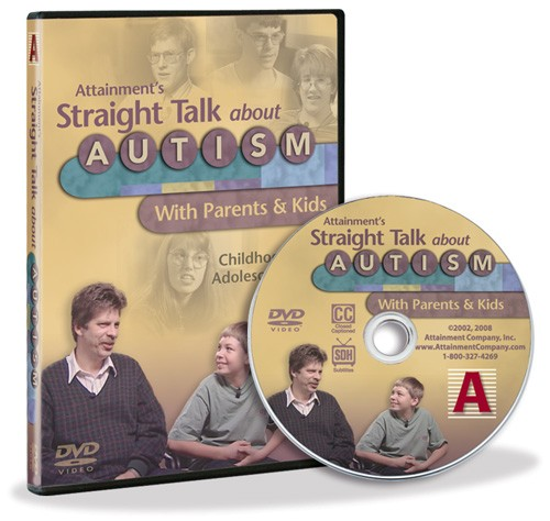 STRAIGHT TALK ABOUT AUTISM DVD