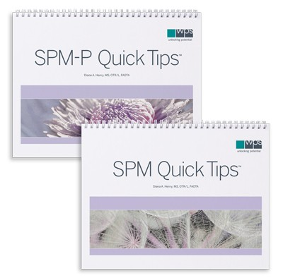 SPM & SPM-P QUICK TIPS