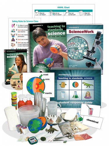 TEACHING TO STANDARDS / SCIENCE